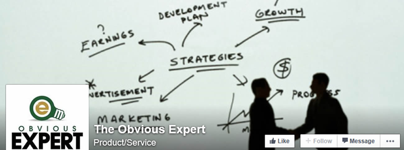 The Obvious Expert on Growing Your Business